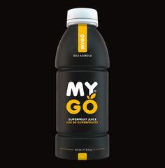"""MY GO""energy drink"