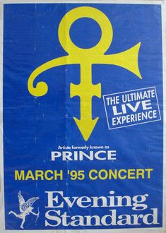 """The Ultimate Live Experience The Gold Tour (1995–1996). Prince and Warner Bros. were approaching a stalemate. His Royal Badness wanted to release The Gold Experience to the public following 1994's overtly dark Come while the label believed their franchise star was flooding the market with an alarming oversaturation of product. Undaunted, Prince took his new material on the road without an official project to support. The artist declared that he would not be performing any """"Prince"""" songs on…"""