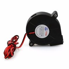 Professional and Practical 3D Printer Parts 50mm*50mm*15mm 5015 Radial Turbo Blower Fan Cooling Fan DC 12V //Price: $2.42//     #onlineshop