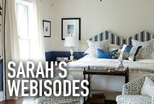 Sarah Richardson, HGTV host and Interior Designer, renovates a rundown house into a stunning design statement. Follow this board to see her work come to life.