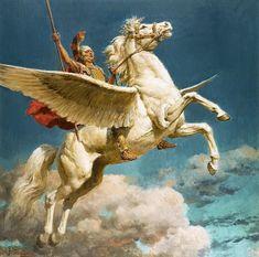 Pegasus Art for Sale