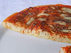 Pizza di Melanzane alla Parmigiana
