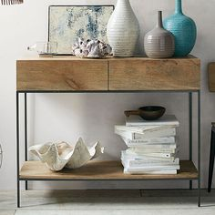 If you entry or hall lacks style perhaps you should think about adding a console table. A simple console table topped off with a few ...