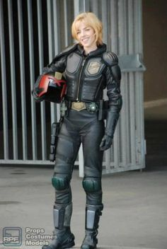 Dredd 3D - Judge Anderson; Olivia Thirlby