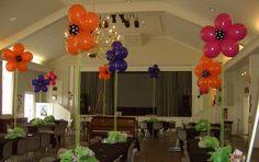 Adult Birthday Party Balloon Decor ~ Tulsa, OK