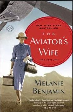 The Aviator's Wife by Melanie Benjamin is a well-researched fictional account of Anne Morrow Lindbergh and the life she lived with Charles Lindbergh. Both Charles and Anne were introverts forced into a very public life by Charles' great accomplishment of being the first man to fly across the Atlantic in a small plane. Charles did not meet Anne until after his historic flight. - See more at: http://myjclibraryrgb.blogspot.com/#sthash.m4aJbcOV.dpuf