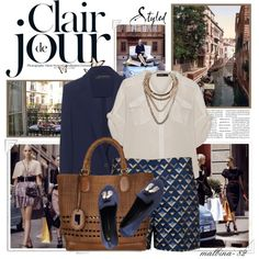 Clair de Jour by malbina-82 on Polyvore featuring Zara, Ted Baker, Giuseppe Zanotti, Gucci and Gypsy
