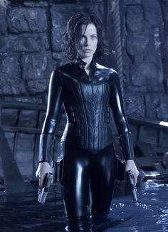 Selene...25 Hottest Female Action Heroes In The Movies | Like It Short