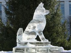 Ice Sculpture by Brooklyn Ice