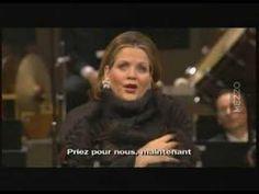 "Renee Fleming  ""Ave Maria""  Otello"