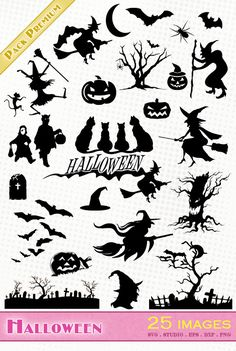 Halloween / Sorcières
