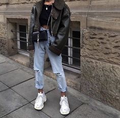 Image about girl in by Baddie B on We Heart It – Mode Outfits Indie Outfits, Cute Casual Outfits, Retro Outfits, Fashion Outfits, Fashion Trends, Fashion Clothes, Clothes Women, Girly Outfits, Casual Clothes