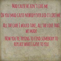 "My Favorite Part On ""Shot For Mw""-Drake -- #LyricArt for ""Shot For Me - Album Version (Edited)"" by Drake"