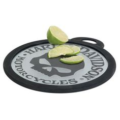 H-D® Skull Glass Cutting Board at ACE Branded Products