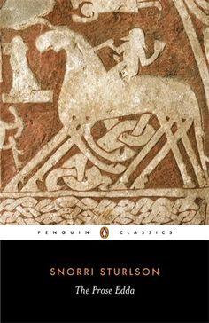 The Prose Edda: Norse Mythology (Penguin Classics): Snorri Sturluson, Jesse L. Byock: 9780140447552: Amazon.com: Books