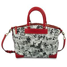 Cute comic strip Disney collection by Dooney & Bourke
