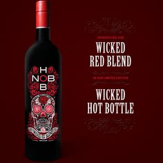 Wicked Red Blend 2014 #GetWicked