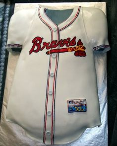 Atlanta Braves Grooms Cake Repinned From Groom S Cakes By Incredible