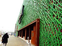 Brazil Pavilion for Shanghai World Expo 2010 update
