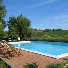 Der große Pool, Bio-Urlaub mit ReNatour