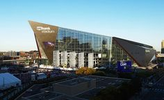 The Minnesota Vikings' new football stadium is a beautiful example of contemporary architecture ... unless you are a bird
