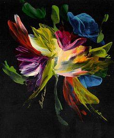 Painting - Bloom, Baby. Bloom by Alexis Bonavitacola