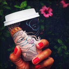 #biocupartseries #coffee @kakekafe #sydney #cafe