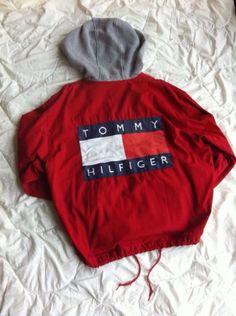 blvckhype:  Vintage Tommy Hilfiger                                                                                                                                                                                 More