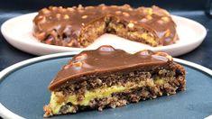 Denne kaken er enkel å lage, og den blir muligens familiens nye favoritt. Norwegian Food, Desert Recipes, No Bake Desserts, Let Them Eat Cake, No Bake Cake, Food Inspiration, Cake Recipes, Bakery, Food And Drink