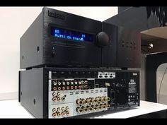 Lexicon RV 6 RV 9 AVRs & MC 10 AV preamp processor with Dolby Atmos & DTS X