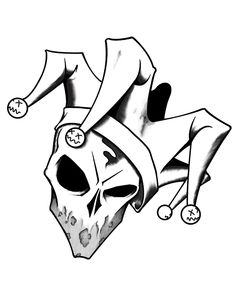 Keto Reuben skillet- Keto Reuben skillet stuff - – Graffiti World Scary Drawings, Dark Art Drawings, Pencil Art Drawings, Art Drawings Sketches, Tattoo Drawings, Jester Tattoo, Clown Tattoo, Graffiti Art, Graffiti Drawing