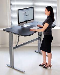 Biomorph standing desk - Level2