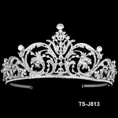 Hot Sell Fashion Engagement Prom Elegant Sparkly Tiaras And Crowns Rhinestone Crystal Hairband Bridal Wedding Hair Accessories