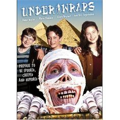 Under Wraps. This movie was made back when the Disney Channel was worth watching.