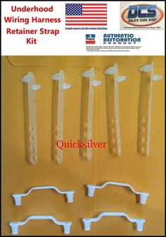 18 best mopar musclecar wire harness strap retainer kits for sale Chums Orbiter Retainer Strap