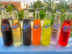 The Many Colors of Fanta in Belize and A History You Might Not Have Imagined - San Pedro Scoop Coke, Pepsi, Coca Cola, Retro Vintage, Fruit Punch, Soda Bottles, Ginger Ale, Wine And Beer, The Good Old Days