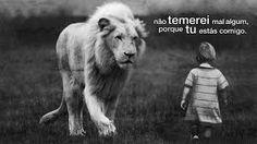 Resultado de imagem para Frases de DEUS com imagens de leão