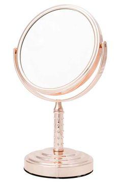 Danielle Creations Rose Gold Midi Mirror