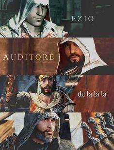 Ezio face