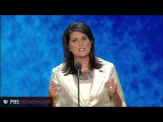 Nikki Haley: The Governor of South Carolina!  The American Dream is available to ALL.