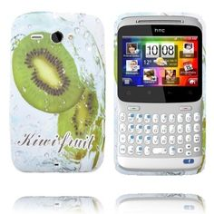 Fresh Fruit (Kiwi Fruit - In Water) HTC ChaCha Cover