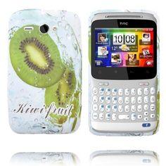 Fersk Fruit (Kiwi Frukt - I Vann) HTC ChaCha Deksel