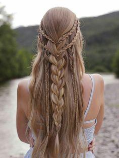 Half-Down-Abschlussball Geflochtene Frisuren al- Half-Up Half-Down-Abschlussball Geflochtene Frisuren al- . Half-Up Half-Down-Abschlussball Geflochtene Frisuren al- . Cute Hairstyles For Kids, Hairstyle Ideas, Pretty Hairstyles, Elegant Hairstyles, Hair Ideas, Braided Hairstyles For Long Hair, Hairstyles Pictures, Medieval Hairstyles, Fishtail Hairstyles