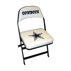 Dallas Cowboys Locker Room Chair