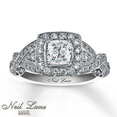 Black Diamond Engagement Rings Kay 43