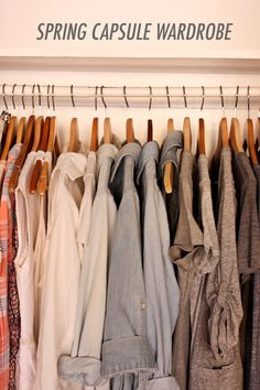 So, technically, I am dropping this wardrobe into the rotation a little early. My winter wardrobe was supposed to go from January to March.