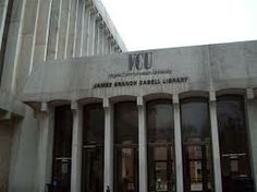 The James Branch Cabell Library provides a broad array of library services on the Monroe Park Campus.  including Virginia and Richmond history The department also houses the official records and archives of VCU and its predecessor institutions (Richmond Professional Institute).