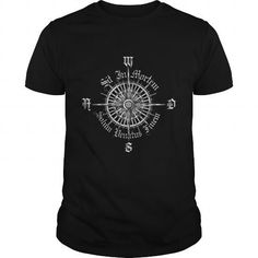 Cool PC Gamers Compass  Nautical Star Death is Only the End of the Shirts & Tees