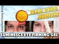 Luminesce Eye Firming Gel | Team OURO Global