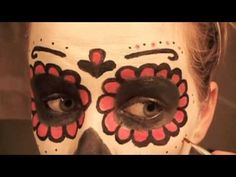 WHO SAYS HALLOWEEN IS OVER?!  Dia de los Muertos Makeup Tutorial
